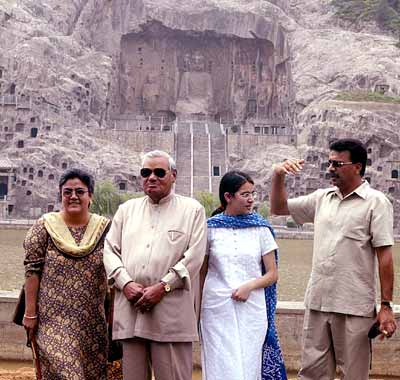 Two Kashmiri Pandit women behind two famous Indian Prime Ministers :  untagged Love Story of Atal Ji with Raj Kumari Kaul - by Dr Ramesh C Raina