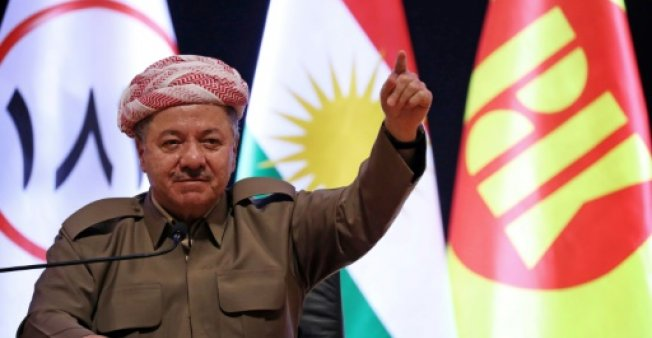 Barzani makes comeback on both Kurd, Iraq fronts