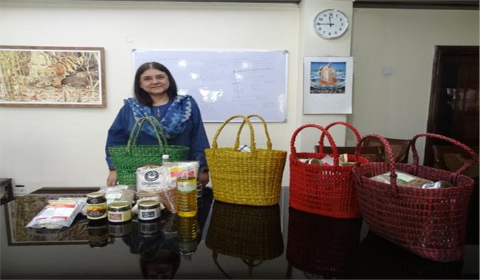 Women of India Organic Festival to be held at IGNCA, New Delhi from 26th October to 4th November, 2018