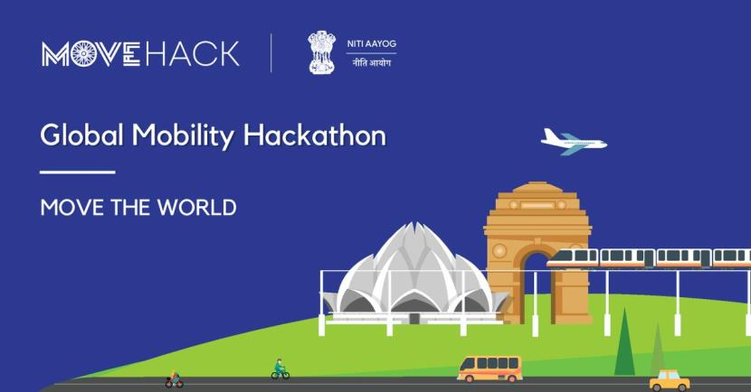 MoveHack, NITI Aayog's global mobility hackathon, receives strong interest
