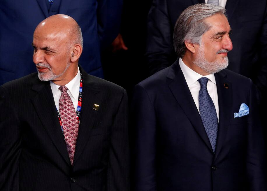 Afghanistan President and Chairman High council called to White House, a report