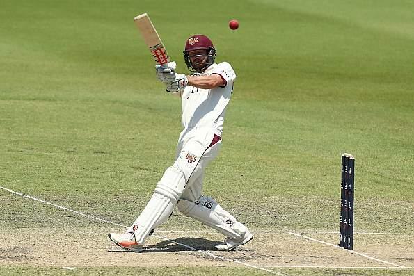 Neser, Peirson help Queensland chase 414