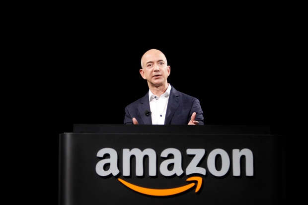 Amazon CEO Says Company Will Continue To Work With Dept. Of Defense Despite Criticism