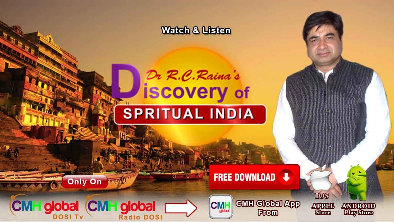 Discovery of Spiritual India