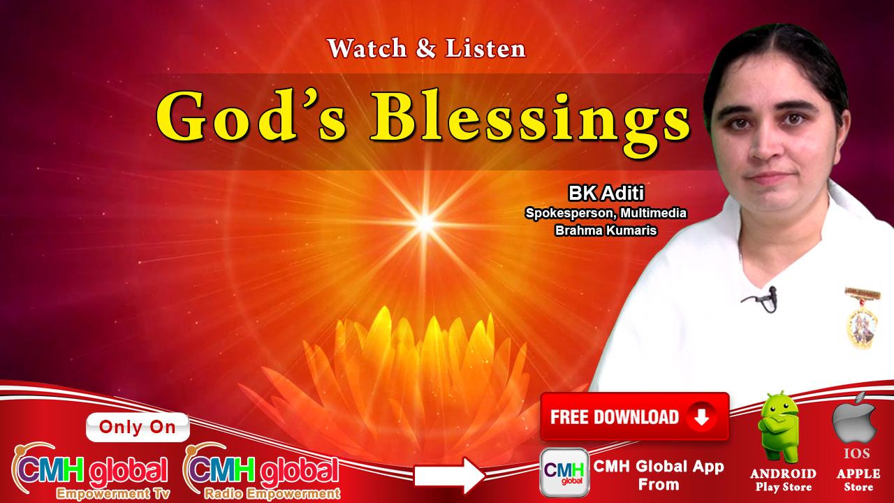 God's Blessings EP- 47 program presented by BK Aditi