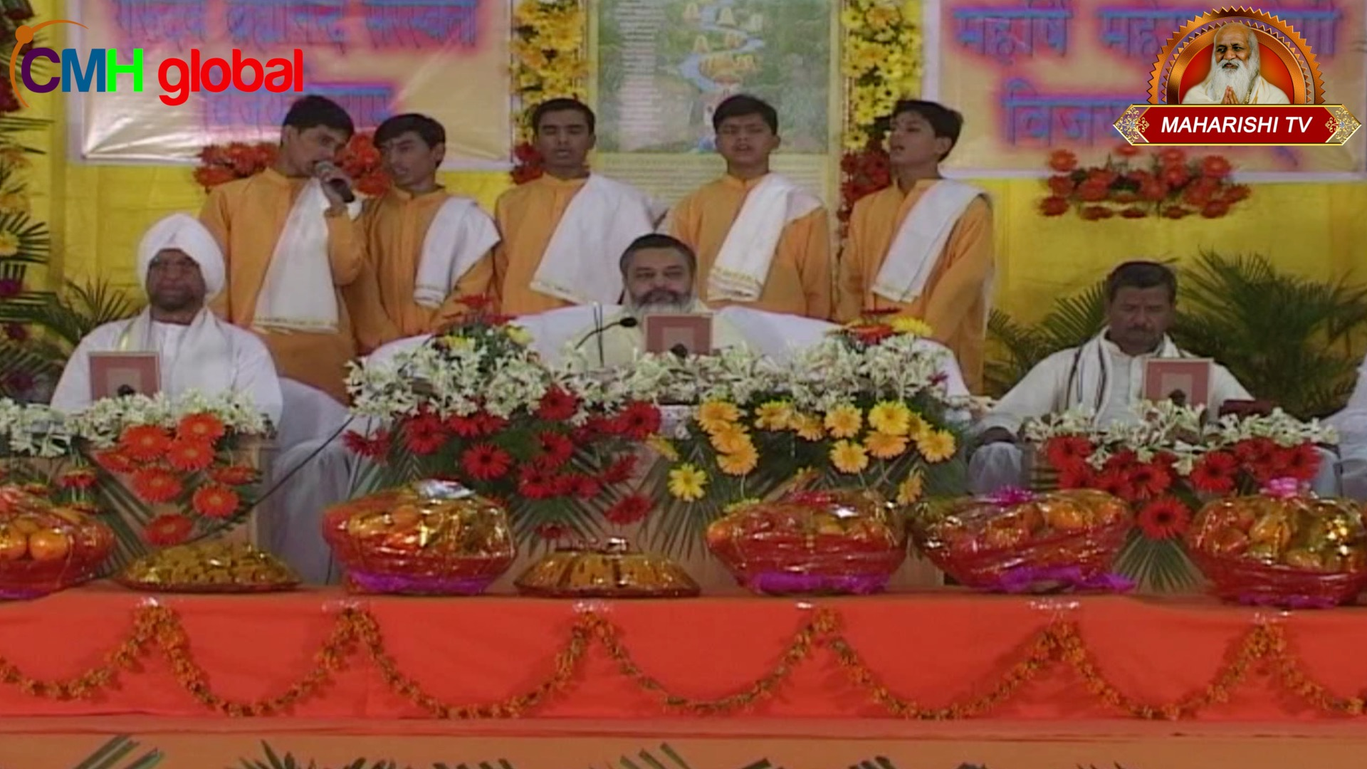 Guru Purnima Celebrations Ep -07, 2011 Bhopal