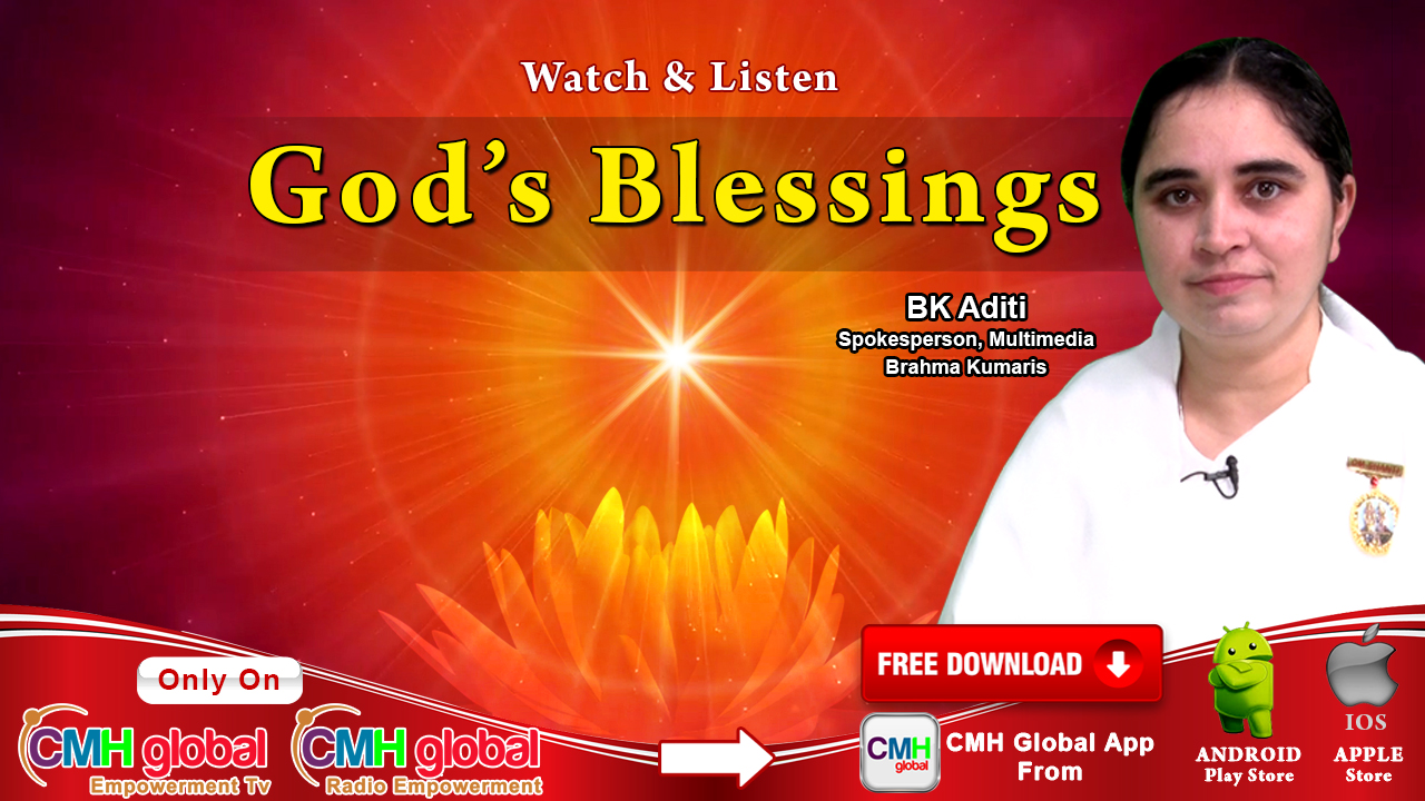 God's Blessings EP-35 program presented by BK Aditi