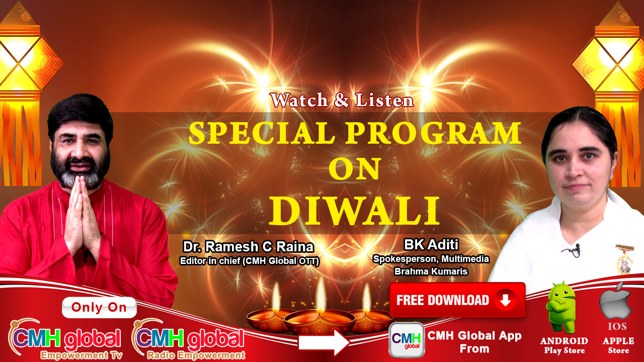 Choti Diwali Special Program with BK Aditi