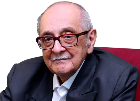 "Relevance of ""Ethical Values in Law National and International"", a talk by Shri Fali Sam Nariman"