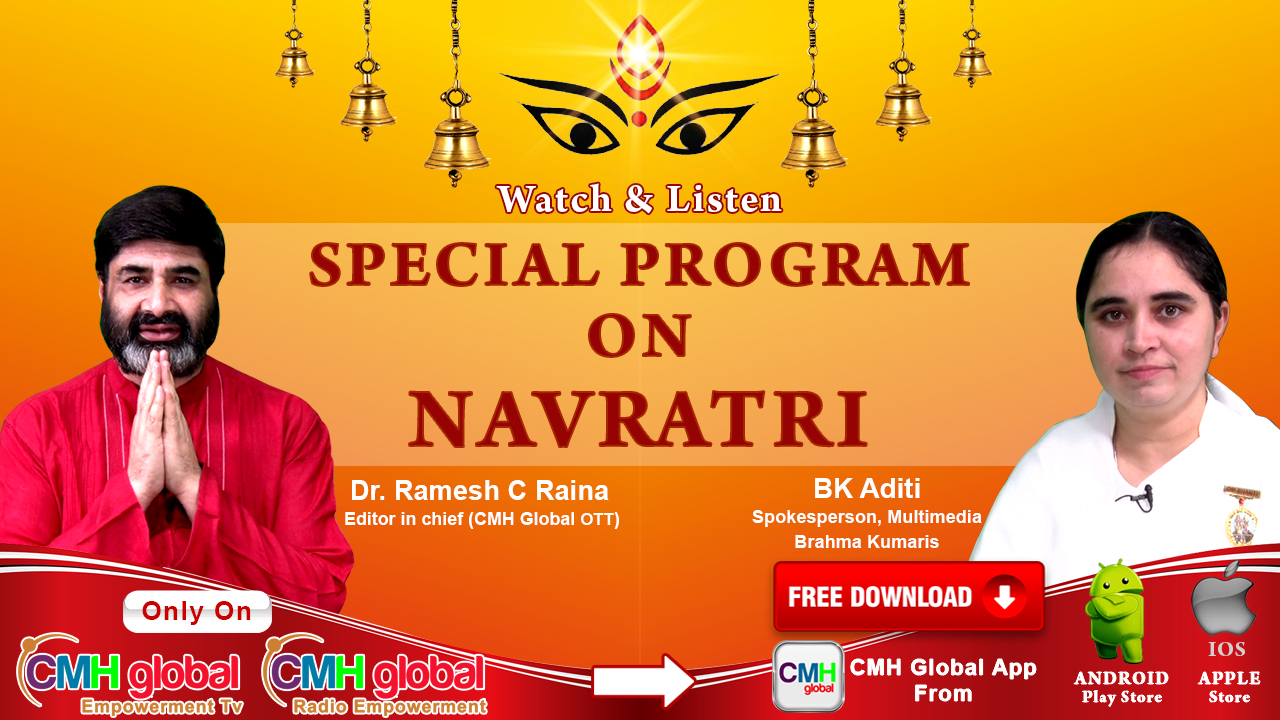 Navratri Special Program Ep-01 with BK Aditi