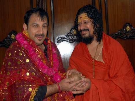 Bhajan Sandhya EP-03 by Manoj Tiwari  Kumbh Mela 2019 Prayagraj