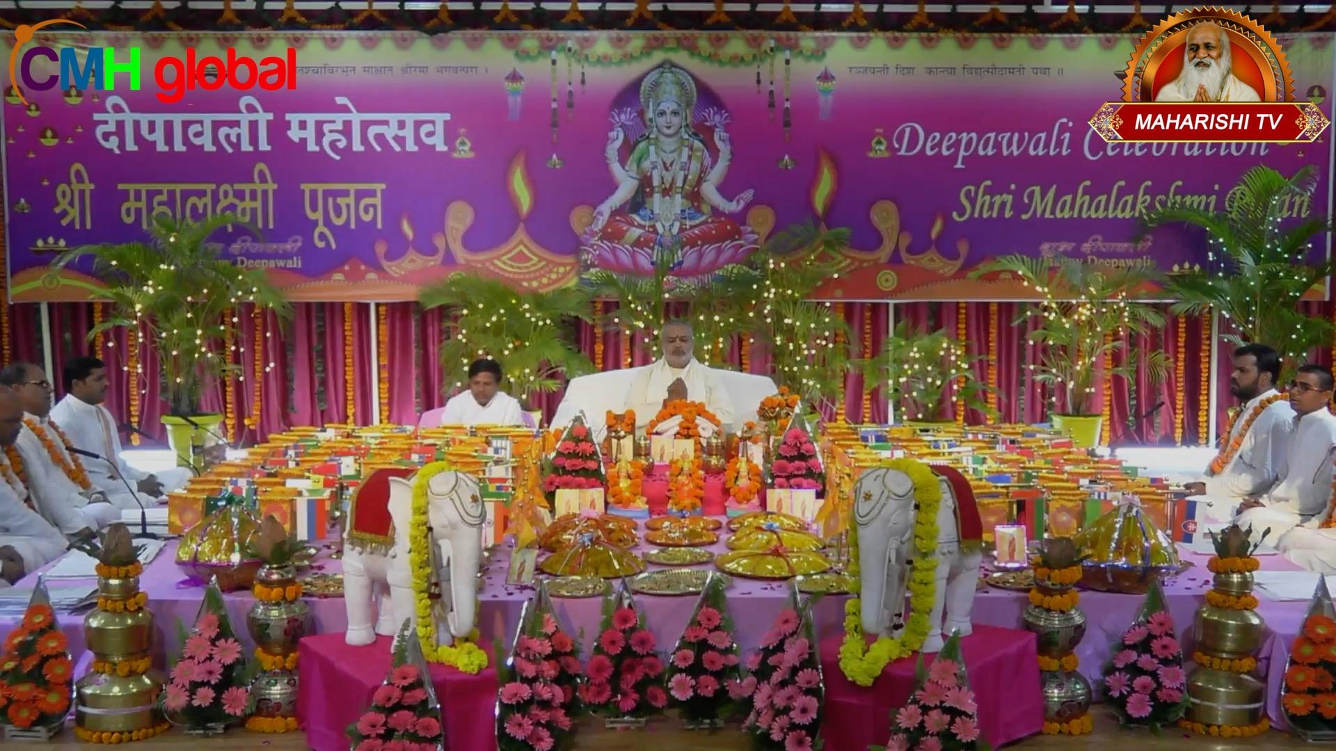 Shri Maha Lakshmi Pujan Ep-01