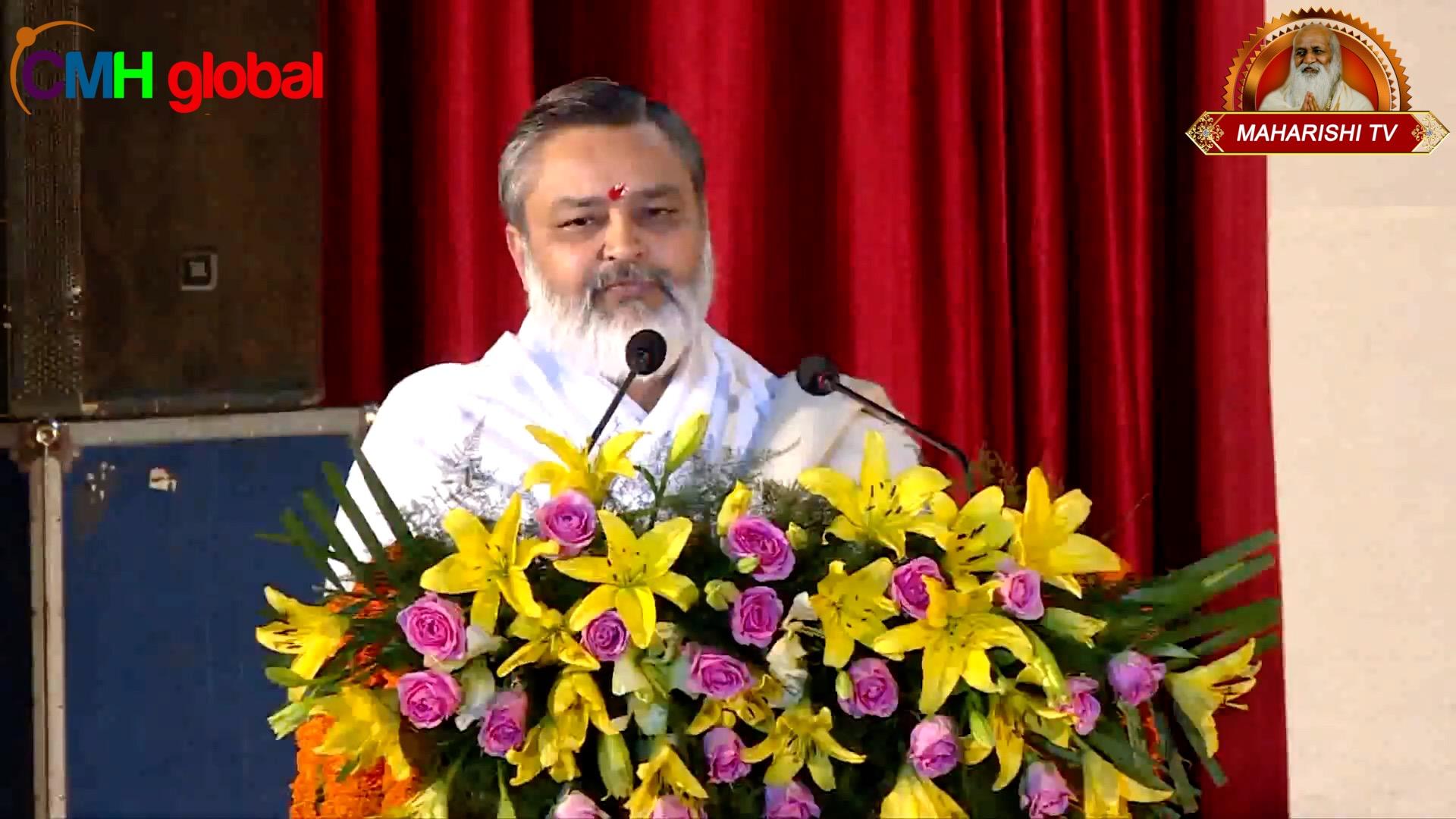 Birth Centenary Ep-02 of Maharishi Mahesh Yogi Ji Delhi