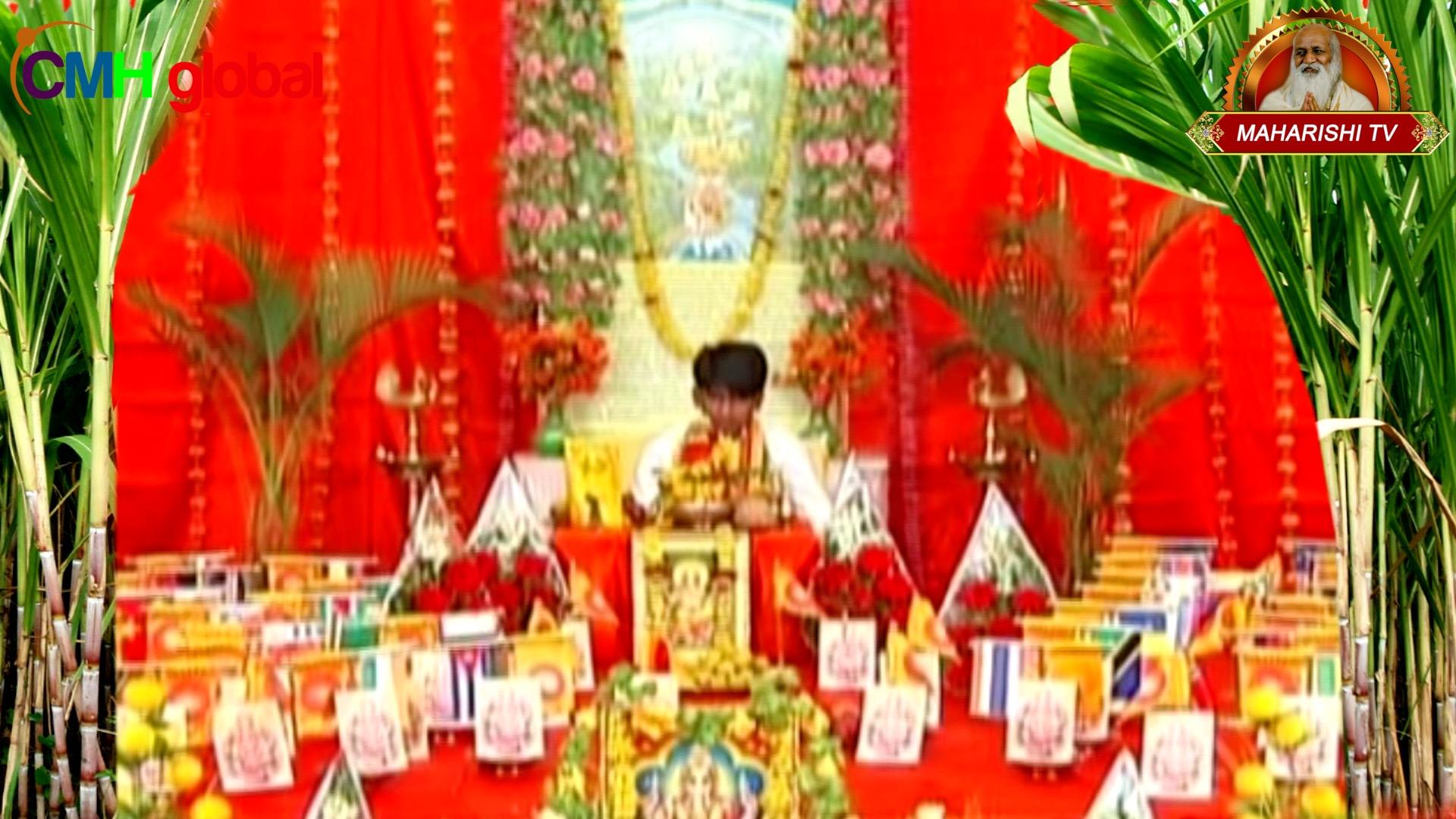 Shri Ganesh Poojan Ep -06, 2010