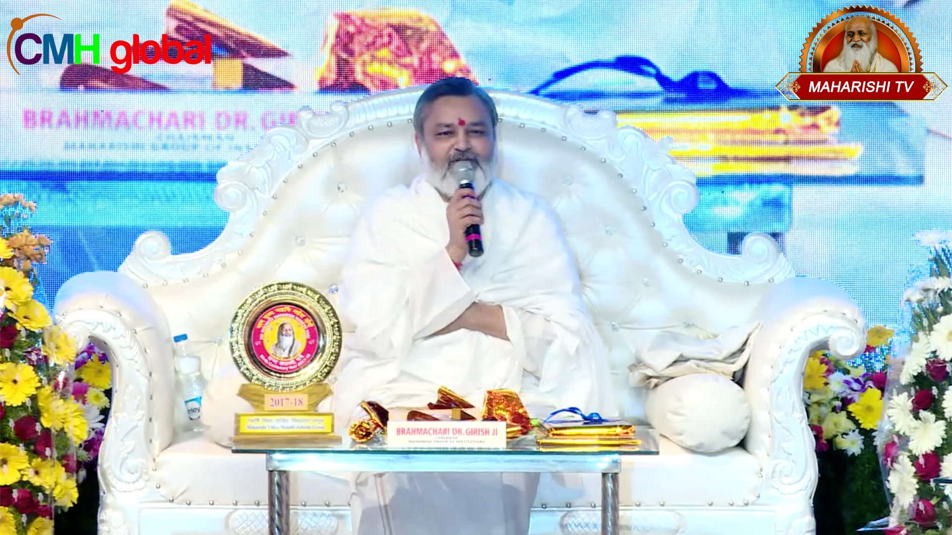 Birth Centenary Ep-15 of Maharishi Mahesh Yogi Ji Hyderabad