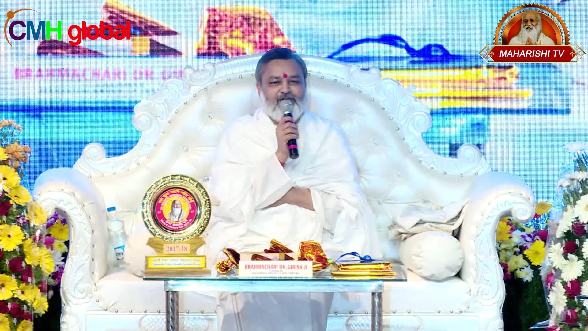Birth Centenary Ep-04 of Maharishi Mahesh Yogi Ji Hyderabad