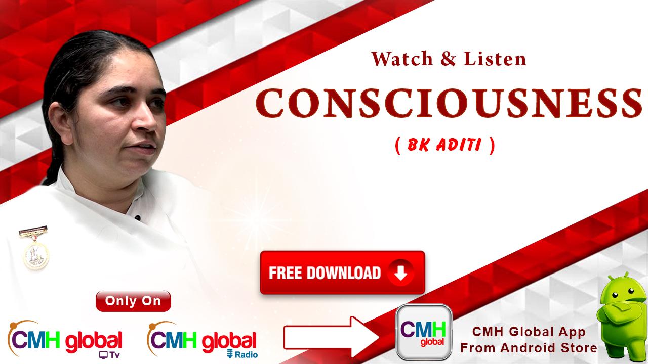 Consciousness EP-01 - BK Aditi Behen