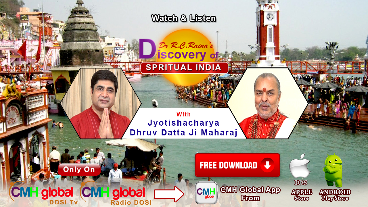 Discovery of Spiritual India with Jyotishacharya Dhruv Datta Ji Ep -03