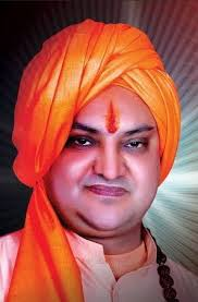 Kumbh 2019 With Mahamandleshwar Dr. Umakantanand Saraswati Ji Maharaj-4