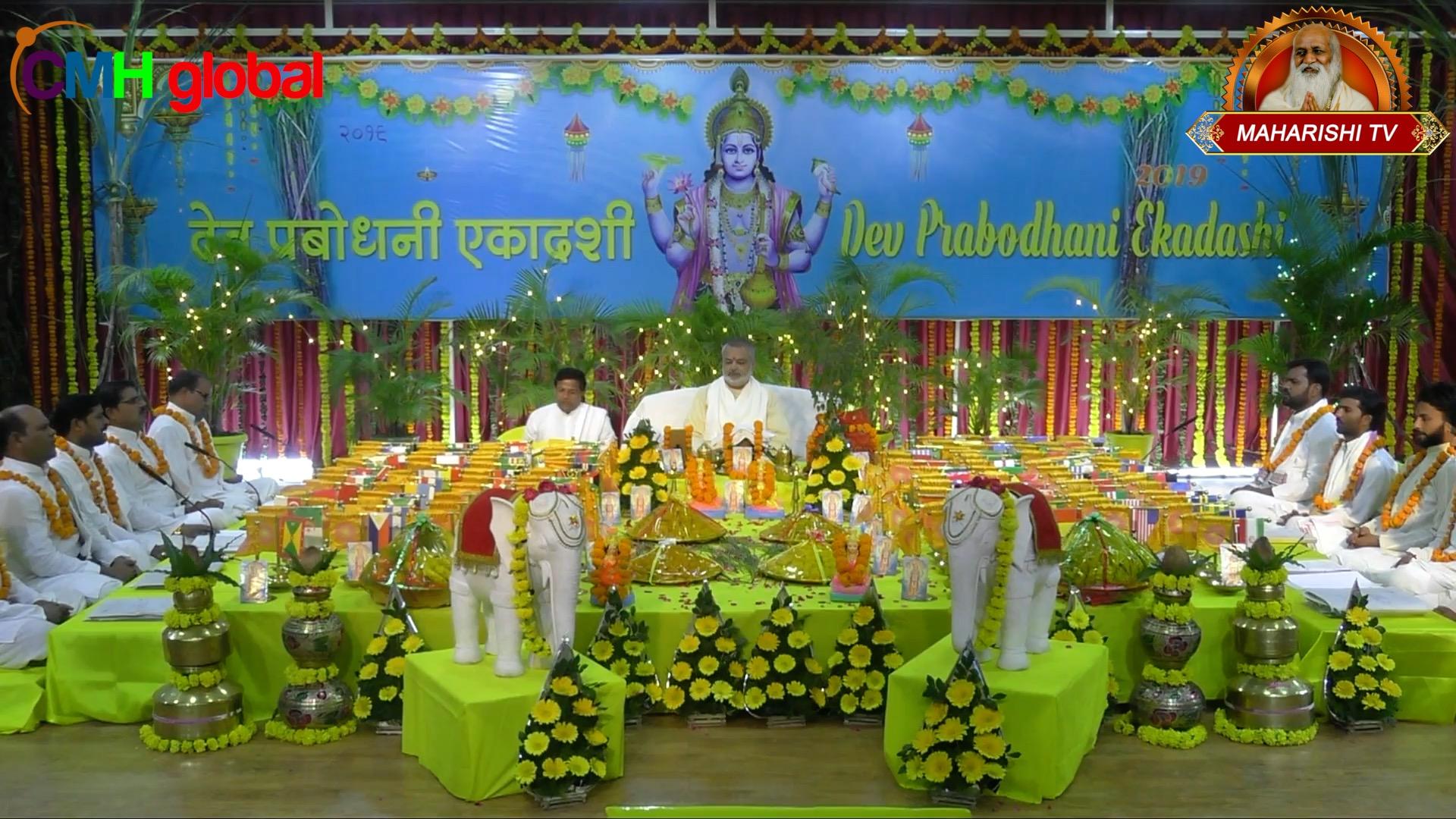 Dev Prabodhani Ekadashi Pujan Ep-01, 2019