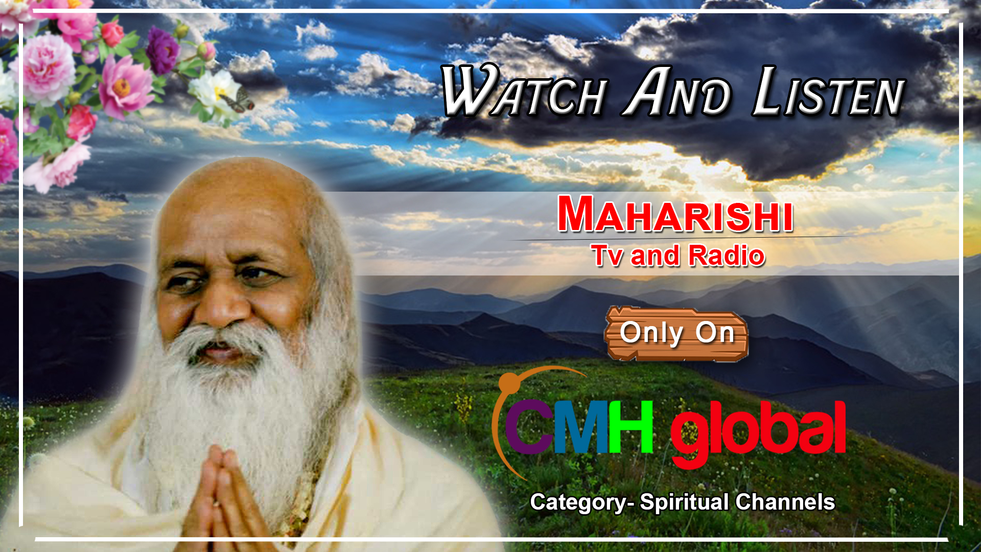 Launching of Maharishi Tv and Radio Ep 03